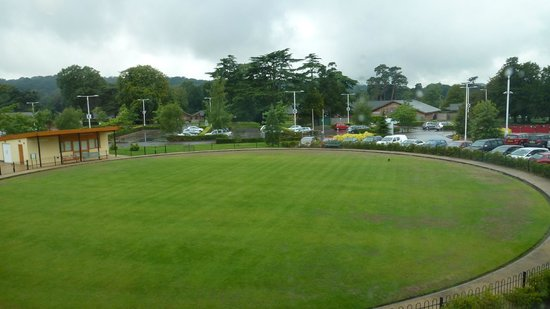 Premier Inn Stoke/Trentham Gardens Hotel: view from room
