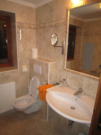 Hotel Almhof Danler: bathroom