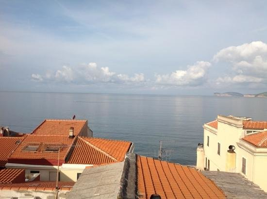 B&B Panorama : view from rooftop terrace