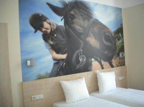 Hotel Iron Horse: quadro