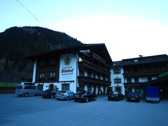 Hotel Almhof Danler: hotel