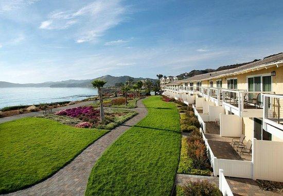 Ocean Views from Spyglass Inn