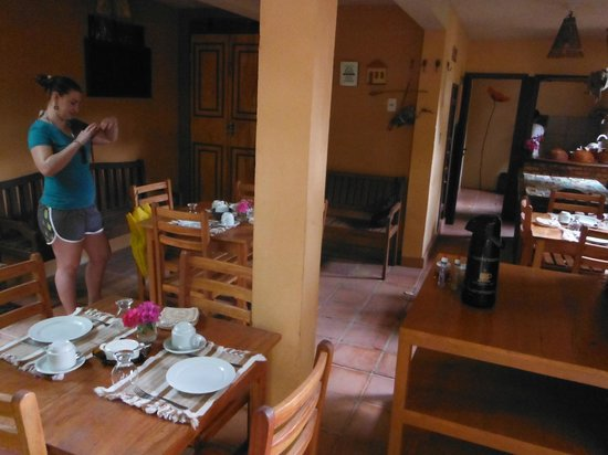 Jeri Pousada: Café da Manhã