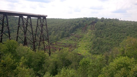 Mansion District Inn Bed & Breakfast : Kinzua Bridge