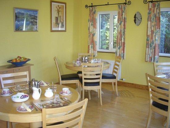 PK Lodge: Dining Room