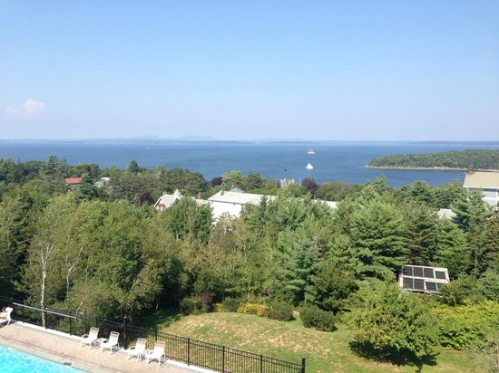 Atlantic Eyrie Lodge : Room view