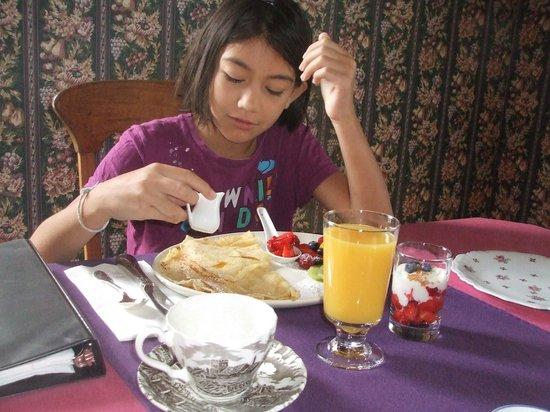 Auberge & Bistro d'Anjou : Breakfast Dream