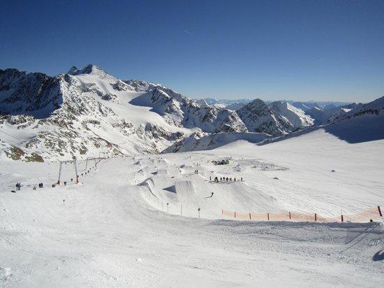 Stubaier Gletscher: stubai