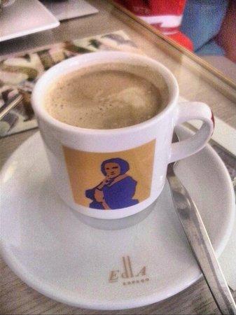 Espaço Edla: white coffe