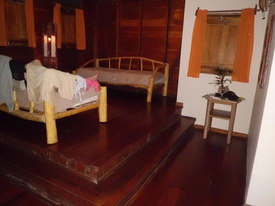 Pachamama Jungle River Lodge : Casa