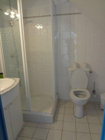 Chateau du Bois-Guy : bathroom