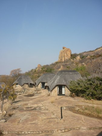Matobo Hills Lodge: Our lodge