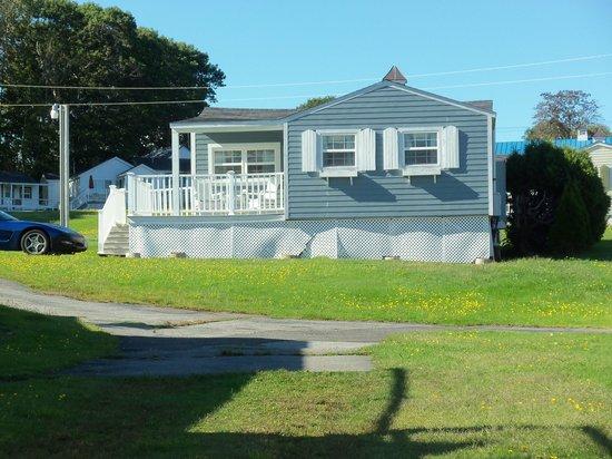 Colonial Gables Oceanfront Village: The Cottage
