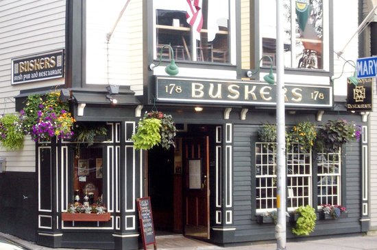 Welcome in! - Picture of Busker's, Newport - Tripadvisor
