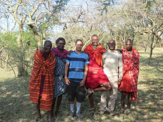Maji Moto Eco Camp: Good times