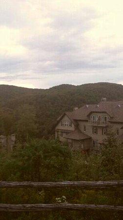 Cap Tremblant Mountain Resort: la vu de notre condo
