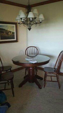 Cap Tremblant Mountain Resort: salle à manger