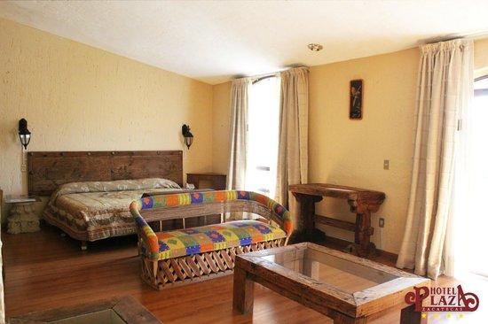 Hotel Plaza Zacatecas Junior Suite
