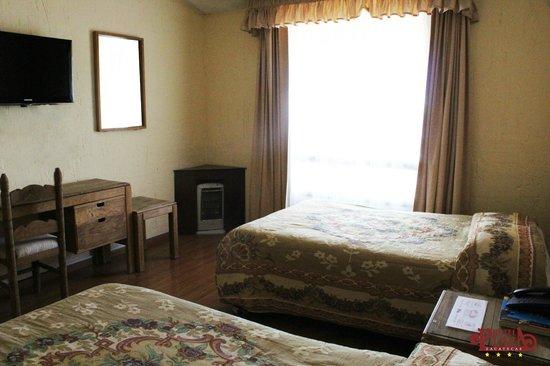 Hotel Plaza Zacatecas Habitación Doble