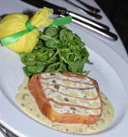 Orsay : Salmon Terrine