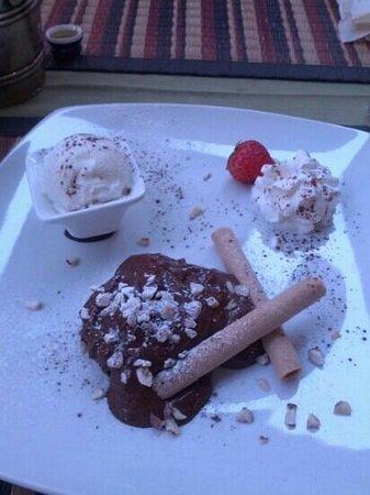 Antica Corte: Mousse al cioccolato