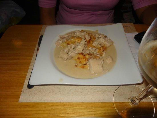 Crepes & Waffles : UNE CREPE (soupe) A LA COLOMBIENNE