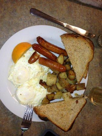 Prissy Pig : Delicious Sunday Morning Breakfast