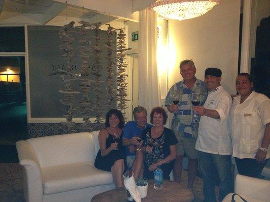 Rosarito Beach Hotel: Casa Blanca Restaurant