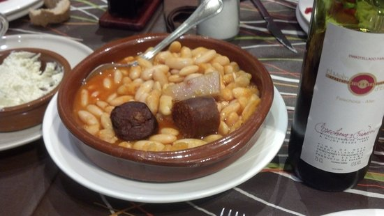 Fabada exquisita