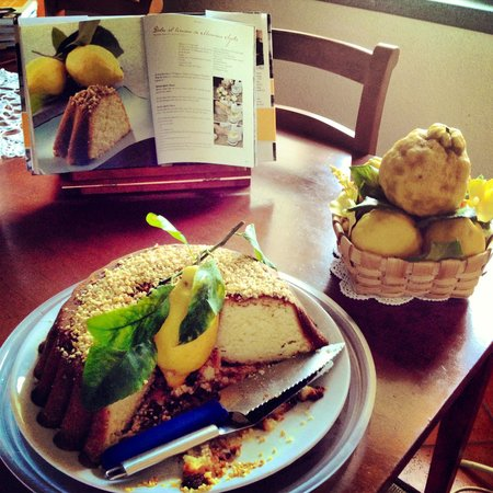Mamma Agata - Cooking Class : Lemon Cake