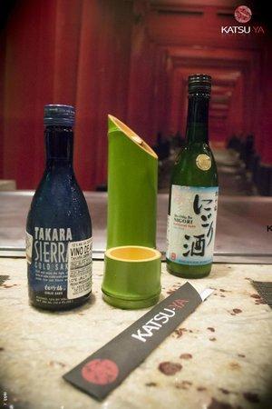 Katsu-Ya: Cervezas Japonesas y Sake