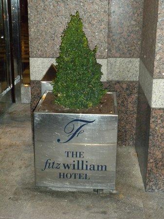 Fitzwilliam Hotel Dublin: Nuts, Nuts,Nuts