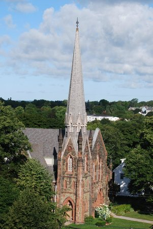Rodd Charlottetown: View from the rooftop