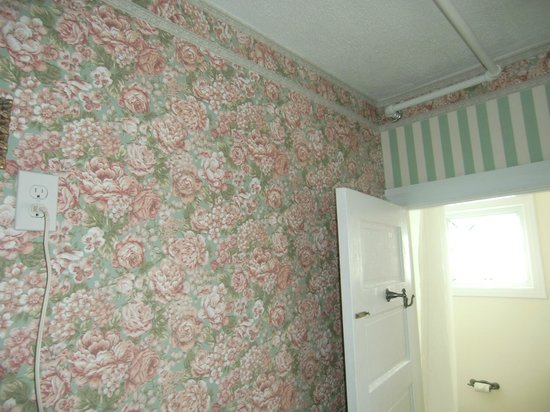 Hotel Macomber: attractive wallpaper