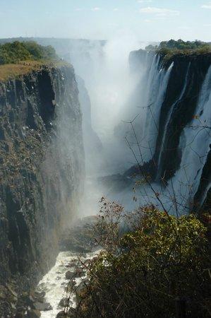 Mosi-oa-Tunya / Victoria Falls National Park: Smokey Spray