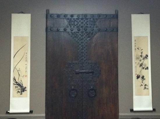 Couronne Royale : La calligraphie chinoise