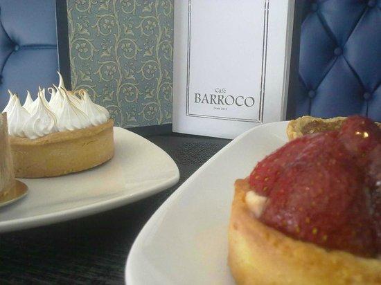 Cafe Barroco: que rico!!!