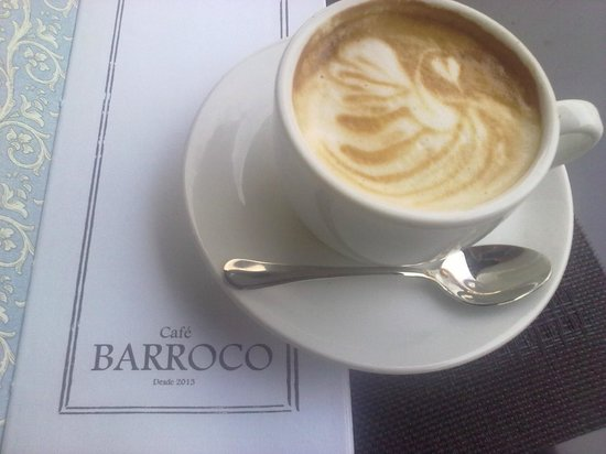 Cafe Barroco: Un sisnepuchino