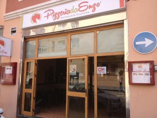 Pizzeria da Raffa: pizzeria da Enzo