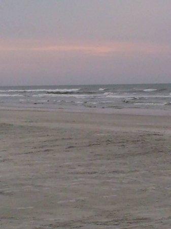 Americas Best Value Inn St. Augustine Beach: Beach