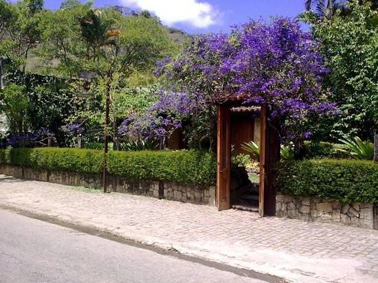 Restaurante Alvorada: entrada