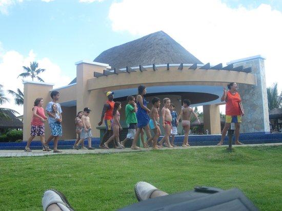 Iberostar Praia do Forte: ótimo ambiente para crianças