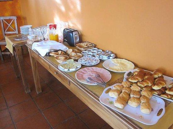Costa Serrana: Breakfast Buffet