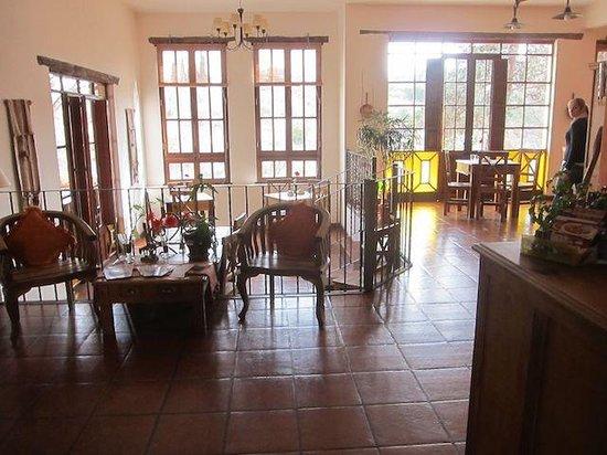 Costa Serrana : Breakfast area