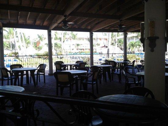 VIK Hotel Arena Blanca: Um dos restaurantes: Italiano