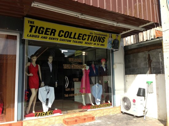 The Tiger Collections
