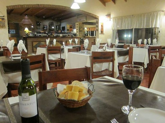 Restaurante Mi lugar: Restaurant Decor