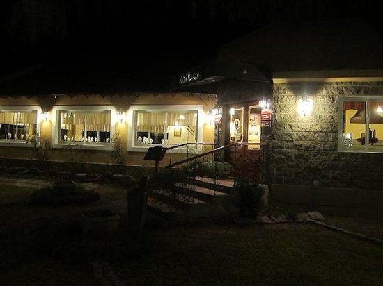 Restaurante Mi lugar: Exterior