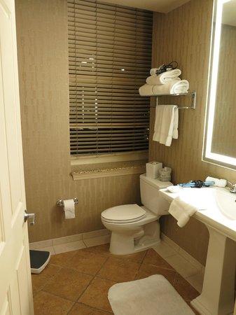 Madison Hotel: Bathroom