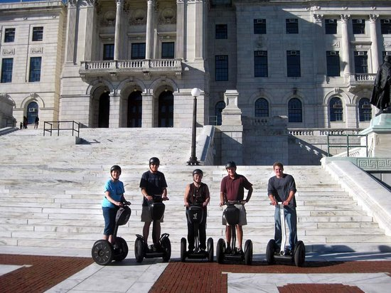 Providence Segway Tours